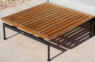 LAYOUT Lounge Coffeetable - in Größe 82 x 82 cm